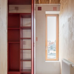 adn architectures . Single-family house . Brussels afasia (20)