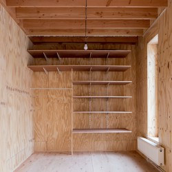 adn architectures . Single-family house . Brussels afasia (25)