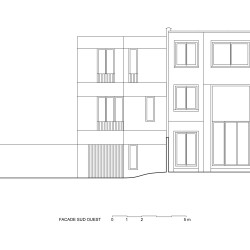adn architectures . Single-family house . Brussels afasia (32)