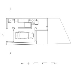 adn architectures . Single-family house . Brussels afasia (33)