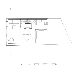 adn architectures . Single-family house . Brussels afasia (34)