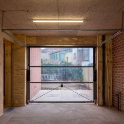 adn architectures . Single-family house . Brussels afasia (7)