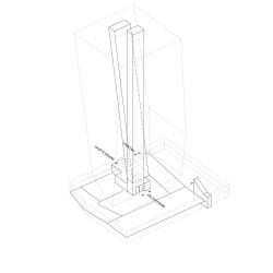 Balissat . Krismer-Areal skyscraper . Baden afasia (4)