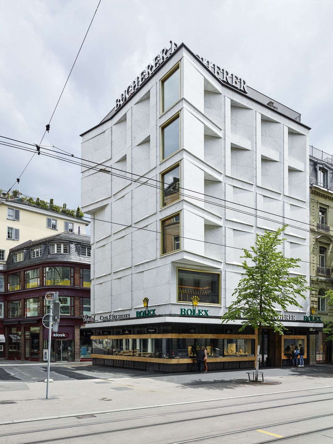 Haratori . Winhov . BUCHERER Flagship Store  Watch and Jewellery Shop . Zurich afasia (2)