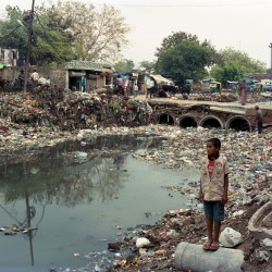 Yamuna River Project_Delhi's Drains_©Randhir Singh