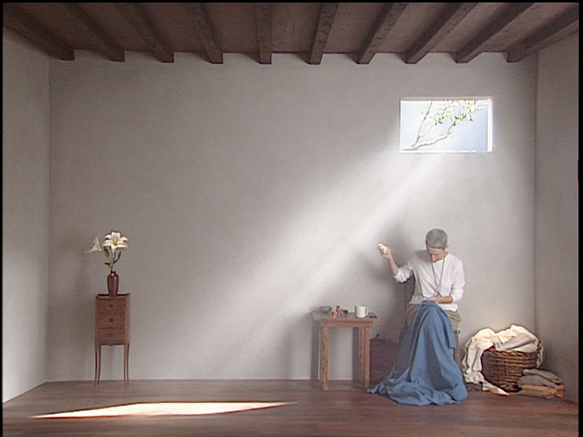 afasiA Bill Viola . Catherine's Room . 2001 (1)