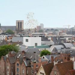 afasia Office . Design Museum extension . Gent (4)