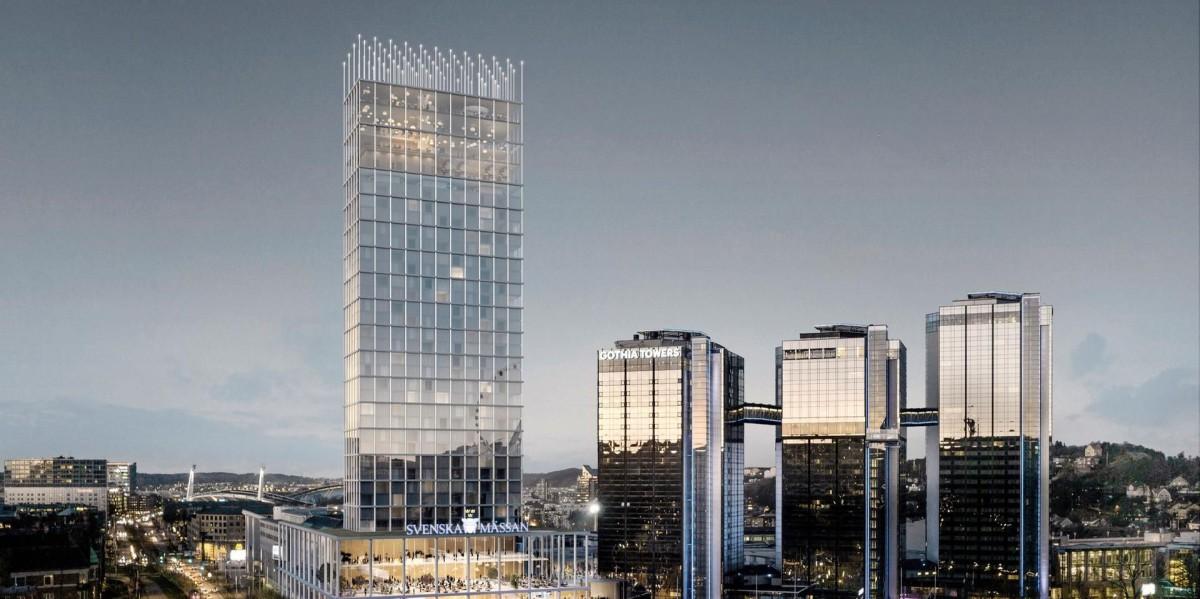 afasia Tham & Videgård . +One Tower . Gothenburg (2)