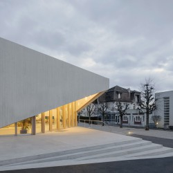 LOCALARCHITECTURE . NEW APOSTOLIC CHURCH . Lausanne afasia (2)