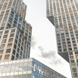 OMA . Two Towers at Greenpoint Landing . New York afasia (2)