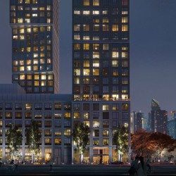 OMA . Two Towers at Greenpoint Landing . New York afasia (3)