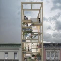RICA . Social housing . New York afasia (1)