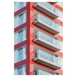 Stéphane Beel . Residential tower 'de Faar' . Ghent afasia (2)