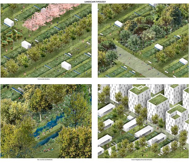 Europan 15 . Productive Cities 2 Results afasia (3)