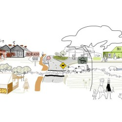 Europan 15 . Productive Cities 2 Results afasia (4)