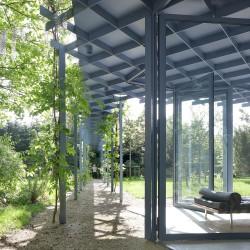 Wim Goes Architectuur  .  Blue Residence  . Flanders  afasia (2)