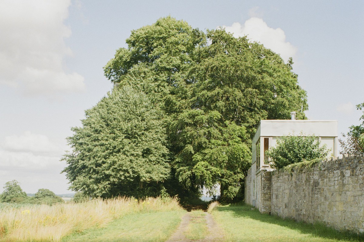 Alison and Peter Smithson . Upper Lawn Pavilion . WILTSHIRE afasia (2)