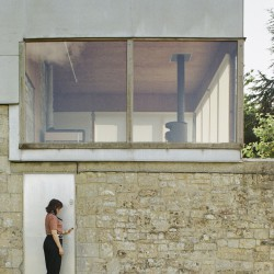 Alison and Peter Smithson . Upper Lawn Pavilion . WILTSHIRE afasia (3)