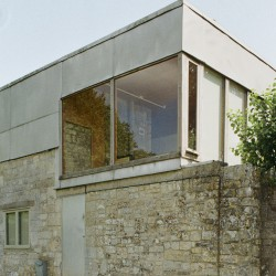 Alison and Peter Smithson . Upper Lawn Pavilion . WILTSHIRE afasia (4)