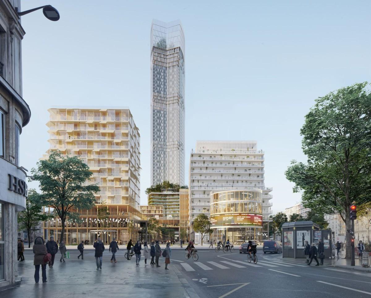 l'auc . data . office . montparnasse tower . paris afasia + (1)