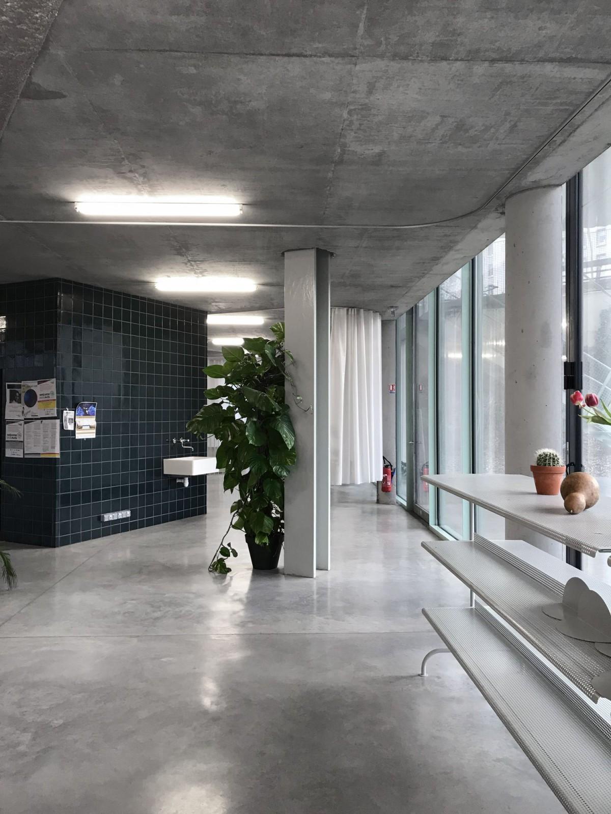 BRUTHER . Julie-Victoire Daubié Residence for Researchers . Paris afasia (1)