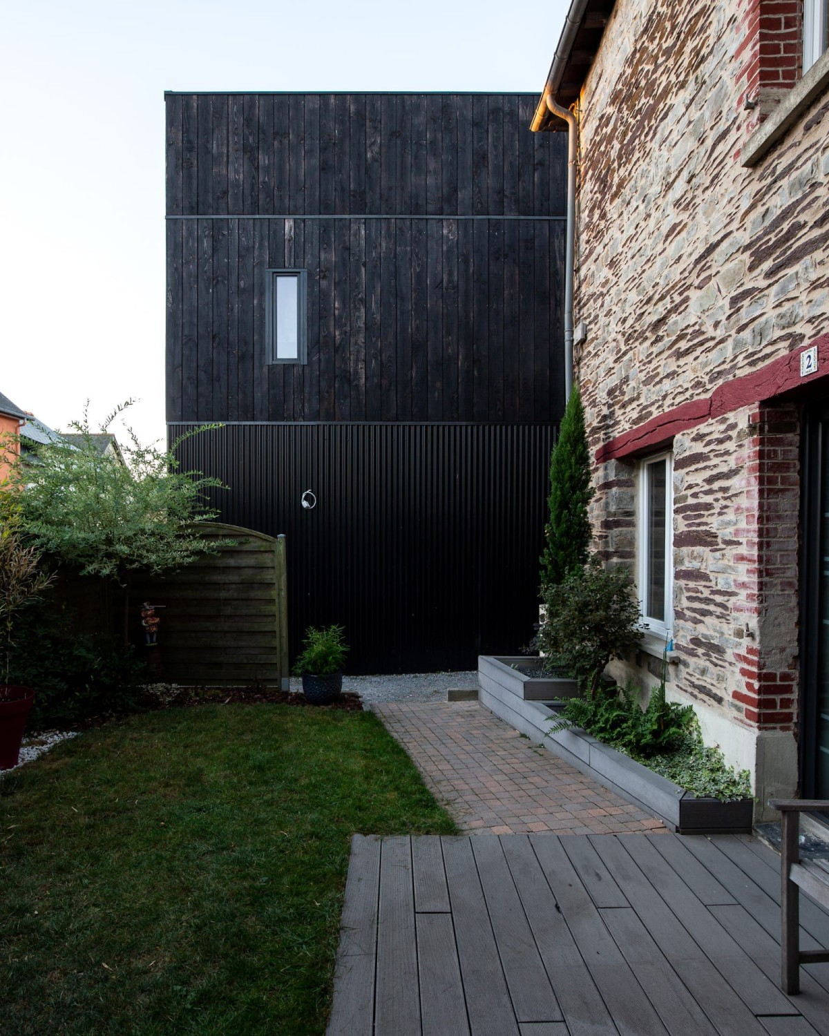 Clément Bacle . Single house extension . NANTES afasia (4)