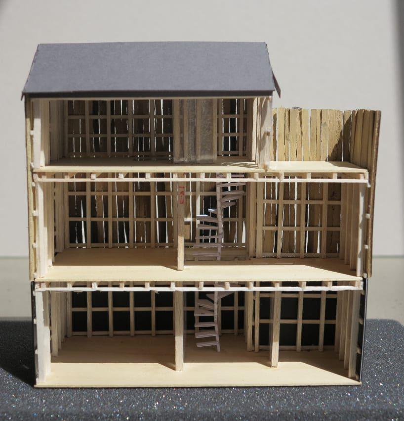 Clément Bacle . Single house extension . NANTES afasia (8)