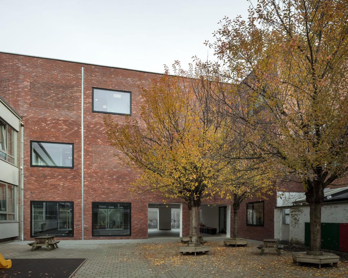 Label architecture . Ursulinen . Mechelen afasia (10)