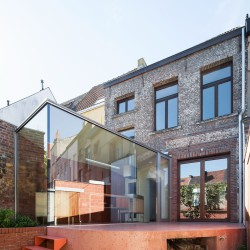MARCEL . BOCK house extension . Ghent afasia (1)