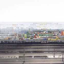 OMA . NMBS new headquarters . Brussels afasia (1)
