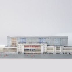 OMA . NMBS new headquarters . Brussels afasia (10)