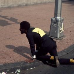 Pope. L. Times Square Crawl a.k.a Meditation Square Pieces . 1978 afasia (3)