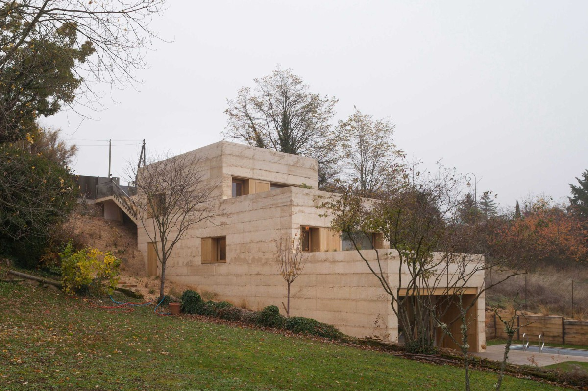 Tectoniques Architectes . P. House .  Saint-Cyr-au-Mont-d'Or  afasia (6)