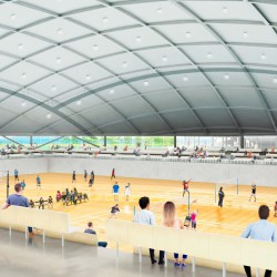 afasia SANAA . new Sports Hall . Kagawa (6)