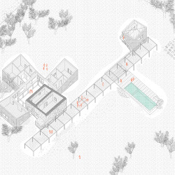 FLEXOARQUITECTURA . RE-HABITAR EL CAMPO – BACK TO THE COUNTRYSIDE . Algaida afasia (13)