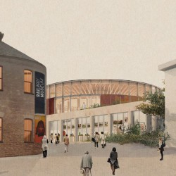 Feilden Fowles . National Railway Museum's new Central Hall . York afasia + (1)