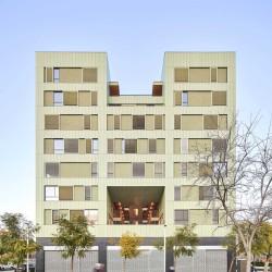 Herreros . MIM-A . Mixed Housing . Sant Boi de Llobregat afasia (1)
