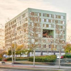 Herreros . MIM-A . Mixed Housing . Sant Boi de Llobregat afasia (3)