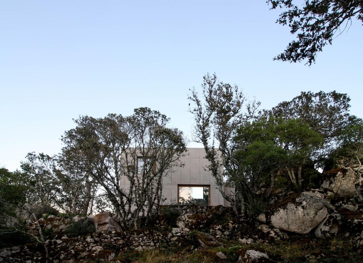 ORMA architettura . Casa R. Sotta afasia (3)
