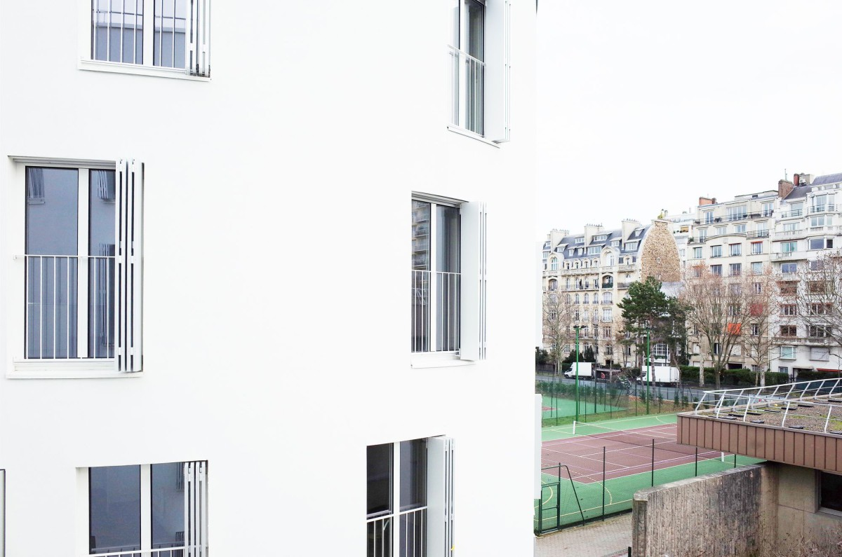 SANAA . Apartments on Ave. Maréchal Fayolle . Paris afasia (5)