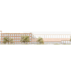 afasia David Chipperfield . Martin Behaim school . Nuremberg (4)