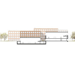 afasia David Chipperfield . Martin Behaim school . Nuremberg (8)