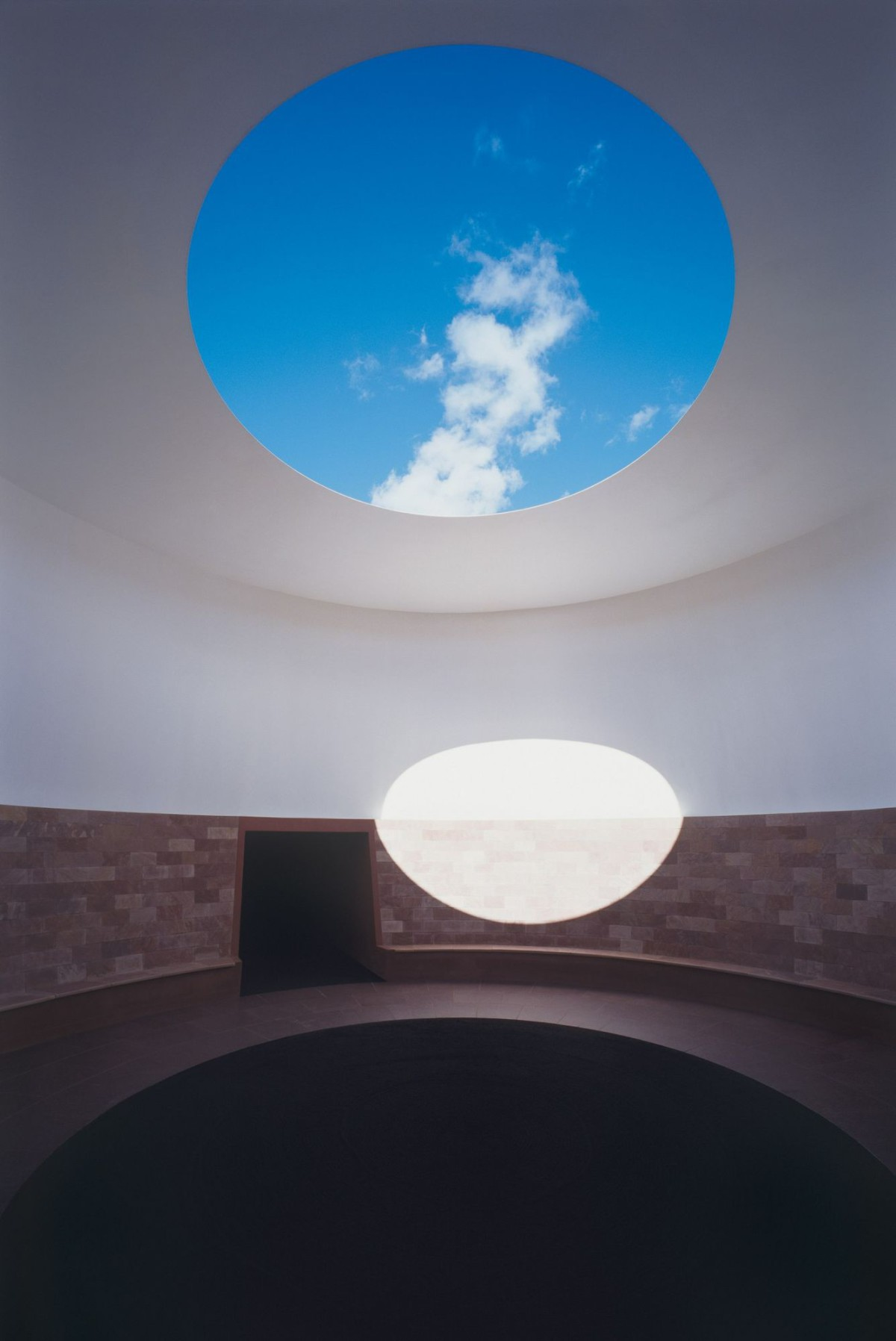 afasia James Turrell . Roden Crater (2)
