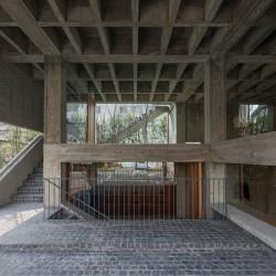 TORU SHIMOKAWA . Oharasando building . Hita Ken'ichi Suzuki afasia (12)