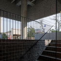 TORU SHIMOKAWA . Oharasando building . Hita Ken'ichi Suzuki afasia (16)