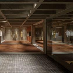 TORU SHIMOKAWA . Oharasando building . Hita Ken'ichi Suzuki afasia (21)