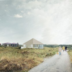 Unknown Architects . Holiday house . Wadden Islands afasia (1)