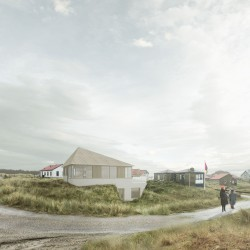 Unknown Architects . Holiday house . Wadden Islands afasia (2)