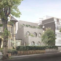 Caruso St. John . Lyndhurst Terrace . London Nora Walter afasia