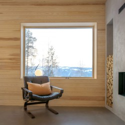 Sanden+Hodnekvam . Red concrete house. Lillehammer afasia (17)